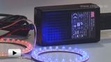 Смотреть видео: GS18A12-P1J Блок питания (адаптер), 12B,1.5A,18Вт