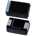 Фото 3/6 593D107X9020E2TE3, Cap Tant Solid 100uF 20V E CASE 10% (7.3 X 4.3 X 4mm) Inward L SMD 7343-43 0.15 Ohm 125°C T/R