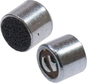 Микрофон EM-6050, d=6mm,h=5mm