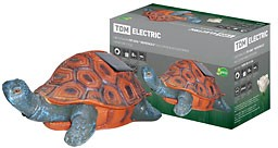 "SQ0330-0136, Светильник ПП-098 ""Черепаха"", на солнечных батареях, 27x17x12,5 см"