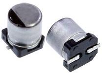 Фото 1/4 EEEFK1E220R, электролитический конденсатор SMD 22мкФ, 25В 5x5.8