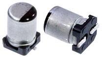 Фото 1/2 EEEFT1A680AR, электролитический конденсатор SMD 68мкФ, 10В 4x5.8