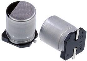 Фото 1/3 EEEFK1V151P, ЧИП электролит.конд.150мкф 35В 105гр, 8x10.2