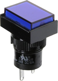 D16PLT1-000BB, Индикатор синий 14В/80мА