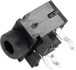 K3614, аудио гнездо (СТ)3.5мм DTJ-0366D