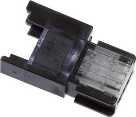 Фото 1/2 37303-A206-00EMB, IDC гнездо на кабель 3 контакта шаг 2мм 2А/1500В серое