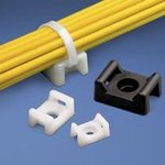Фото 2/2 TM2S8-M, Cable Accessories Cable Tie Mount Nylon 6/6 Natural