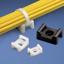 TM3S10-C0, Cable Accessories Cable Tie Mount Nylon 6/6 Black