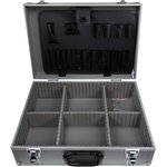 GTK-720, чемодан для инструмента алюм. 460х330х152
