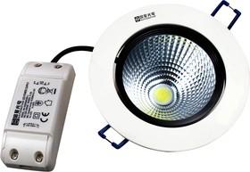 NS-KD1-C9, Встраиваемый светодиодный светильник 9W 230V 800lm