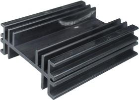 HS 303-60, радиатор алюминиевый 60x50x19