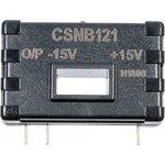 CSNB121, датчик тока -/+100A AC/DC/Imp 160Ом -/+15В 0 +70гр С