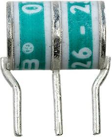 Фото 1/2 2026-23-C2LF, газовый разрядник 230В (аналог B88069-X8910)