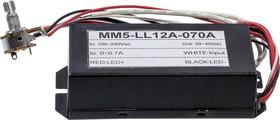 ARPJ-MM5-40700, блок питания, (30W, 700mA диммер)