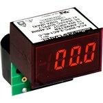 Фото 2/3 ACA-20PC-2-AC1-RL-C, Амперметр переменного тока цифровой, измерительная головка до 19,99А, красный