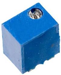 WIBC1801(3224)W-102, 3224W-102LF, 1 кОм 11 обор. потенциометр