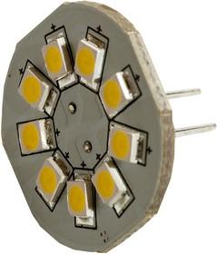 "AR-G4BP-9E23-12V WHITE, Лампа G4 ""таблетка, Светодиоды smd 2835"