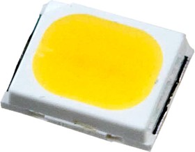 FM-P3528WLS-460W-R70, светодиод SMD PLCC 3528, белый 110гр 460нм