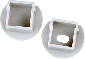 DX-AP-02, заглушки для профиля AP-02 комплект 2 шт