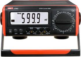UT802, Мультиметр цифровой True RMS, высокой точности, 4,5 разрядов