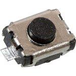 IT-1185AP2-160G-G, кнопка тактовая 4.х2.9 SMD h=2.0мм с ...