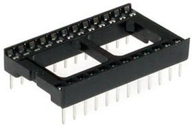SCL-24, DIP панель 24 контакта широкая