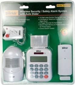 T026RSK, охранная система для квартиры с оповещением по телефонной линии