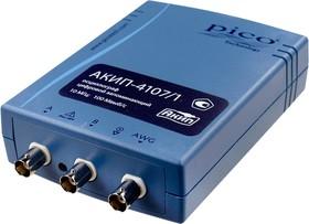 АКИП-4107, /1, цифровой осциллограф 10МГц
