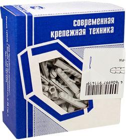 91141 ДЮБЕЛЬ НЕЙЛОН. S-FIX 5Х25 (200ШТ)