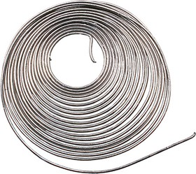 Припой ПОС61 ТР 0.8мм спираль 2м, (17-19г)
