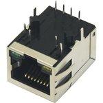 KLS12-TL002-1x1-G/G-1-03 (SK02-111015NL), Розетка 8P8C ...