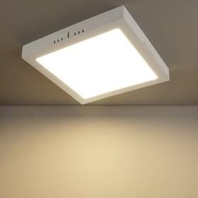 Фото 1/9 DLS020 24W 4200K / Светильник светодиодный стационарный