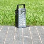 FLK13-16,5-2,5W 28led BK / Кемпинговый фонарь аккумуляторный ...