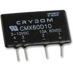 Фото 4/5 CMX60D10, Реле 3-10VDC, 10A/60VDC