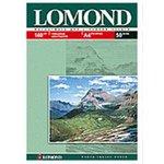 Бумага Lomond 0102076 A4/140г/м2/25л./белый глянцевое для ...