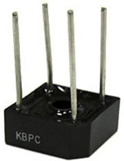 KBPC604, диодный мост (BR64) 6А 400В