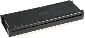 A14-40ASA1, DIP-40 разъем DIP на шлейф 40к.шир.