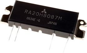 RA20H8087M-101, 806-870MHz 20W 12.5V