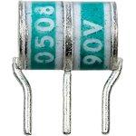 Фото 3/5 2026-09-C2LF, Gas Discharge Tubes 90VDC 10kADC 10AAC 2pF Radial Thru-Hole