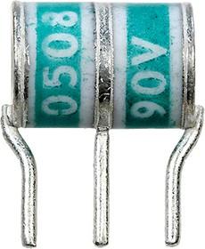 Фото 1/5 2026-09-C2LF, газовый разрядник 90В (аналог B88069-X8300-B502 T83-A90X)