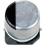 Фото 3/3 ECAP SMD, 22 мкФ, 50В, Конденсатор электролитический алюминиевый SMD