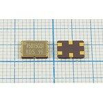 Фильтр SMD кварцевый 45МГц 4-го порядка с полосой 15кГц,1-ая гармоника,ф 45000 ...