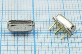 Фото 1/2 ПАВ резонаторы 430.5МГц в корпусе D11, 1порт, SAW 430500 \D11\\175\\ HDR430,5MD11\3P (HDR430,5M)