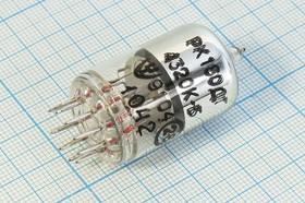 Фото 1/2 кварцевый резонатор термостатированные 4.32МГц в корпусе Д, 4320 \ДГ\\ 3\0,4/-30~65C\РК180ДГ- 4320к-Б-12ВИ\тер