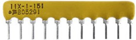 4611X-101-152 10 х 1.5 кОм (11A152J)