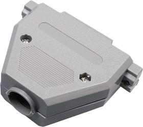 Корпус для разъёма L-KLS1-DB-37P-L-G / KLS1-545-37 Long (DP-37C Long)