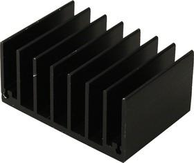 HS 117-30, радиатор алюминиевый 30x43x20