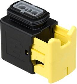 2-1418448-2, корпус розетки HDSCS 2/3конт.(тип MCP1.5)