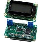 Фото 4/4 SVAL0013PW-100V-I10A, Цифровой вольтметр (до 100В) + амперметр постоянного тока (до 10А)