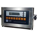 VT220-S-2000-E, VT220, LСD дисплей , нерж. корп , RS232
